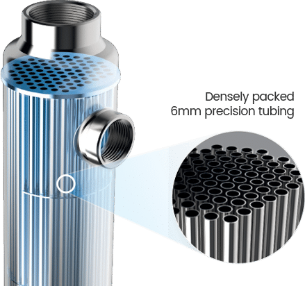 B6 Heat Exchanger