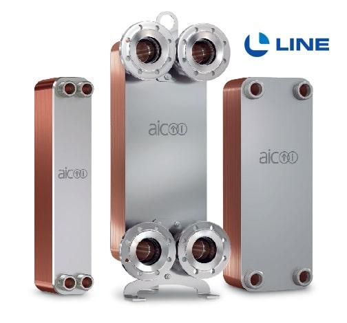 L-Line Heat Exchangers
