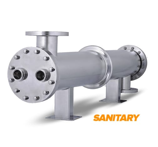 Sanitary Heat Exchanger