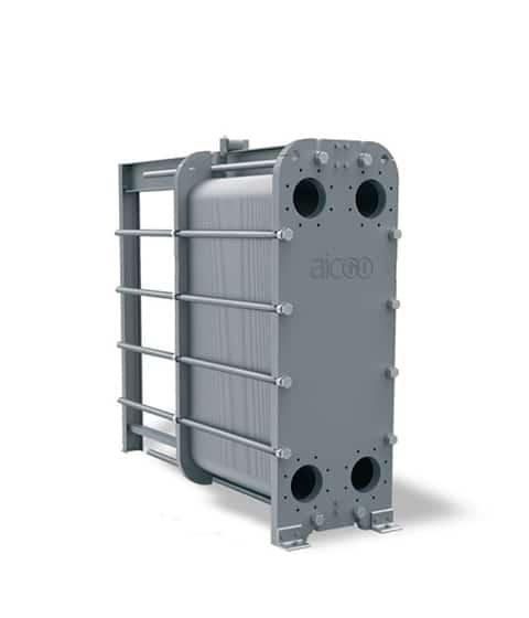 Intercambiadores de calor A-Line