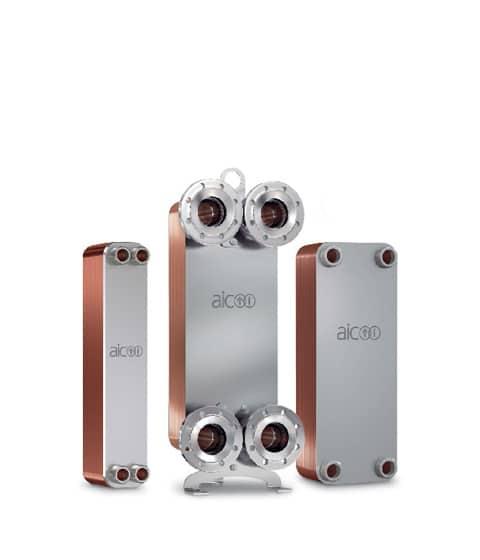 Intercambiadores de calor de placas soldadas L-Line