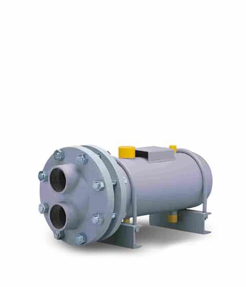 PS/PW Line Heat Exchangers