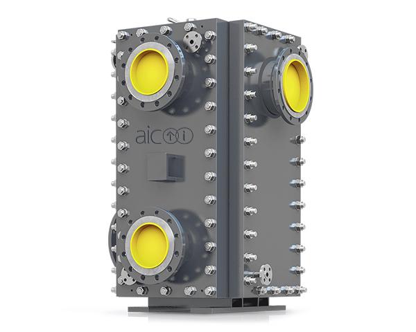 Plate Block Heat Exchangers